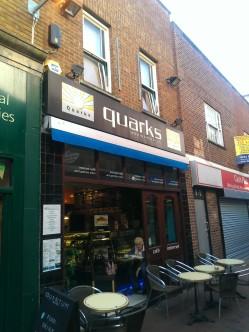 Quarks Café 2012
